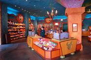 Galleria Disney Register
