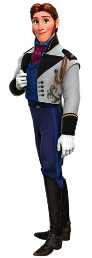 Hans from Disney's Frozen