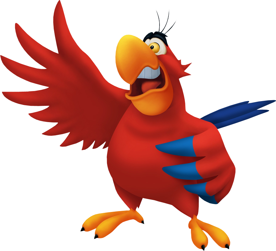 Image - Iago KHII.png   Disney Wiki   FANDOM powered by Wikia for Aladdin Characters Png  70ref