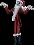 Jack Skellington (Santa outfit) KHII