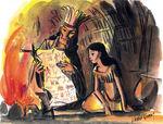 Pocahontas Powhantan Vance Gerry