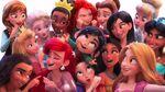 Princesses-takes-wefie