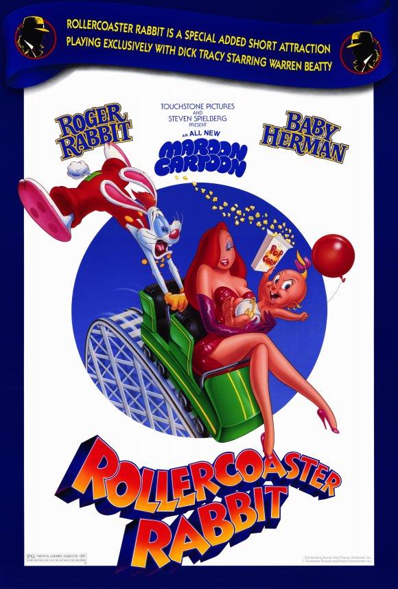Roller Coaster Rabbit   Disney Wiki   FANDOM powered by Wikia