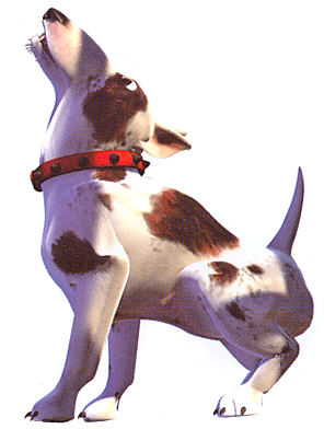 Ice Age Characters Dog Collar