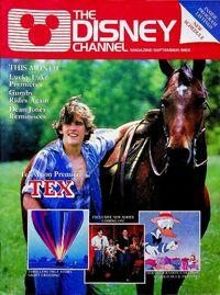 TheDisneyChannelMagazineSeptember1983