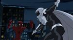 Ultimate Spider-Man - 4x24 - The Moon Knight Before Christmas - Spider-Man and Moon Knight