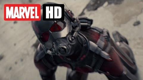 ANT-MAN – Erster offizieller Trailer (deutsch German) - MARVEL HD