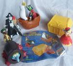 BK Muppet Treasure Island Toys