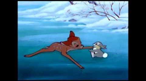 Bambi Op Het Ijs Disney BE