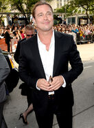 Brad Pitt TIFF13