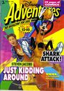 Disney adventures magazine australian cover january 1995 steven jacobs