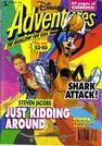 Disney adventures magazine australian cover january 1995 steven jacobs