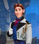 Frozen hans 2013