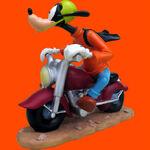 Goofy motorcycle
