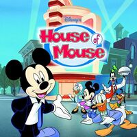 House of Mouse staff