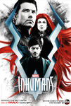 Inhumans ABC SEPT 1 Poster