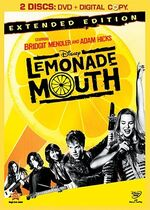 Lemonade Mouth DVD
