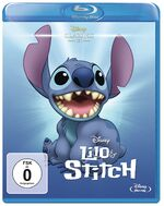 Lilo & Stitch 2017 Germany Blu-Ray