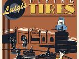 Luigi's Flying Tires