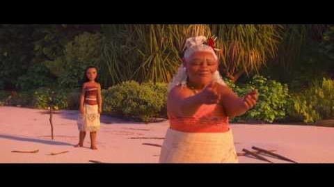 Moana - Um Mar de Aventuras (Você quer escutar?)