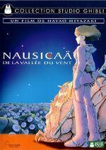 Nausicaa French DVD