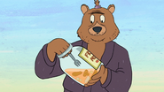 Older 90's Adventure Bear