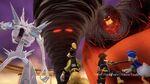 Sora vs Titans KHIII