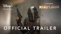 The Mandalorian Official Trailer Disney+ Streaming Nov