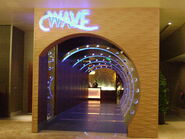 The Wave (restaurant) interior