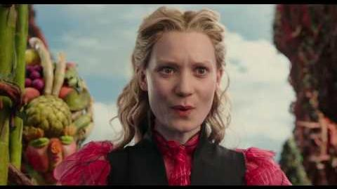 Alice Through The Looking Glass - Beyond Imagination Featurette