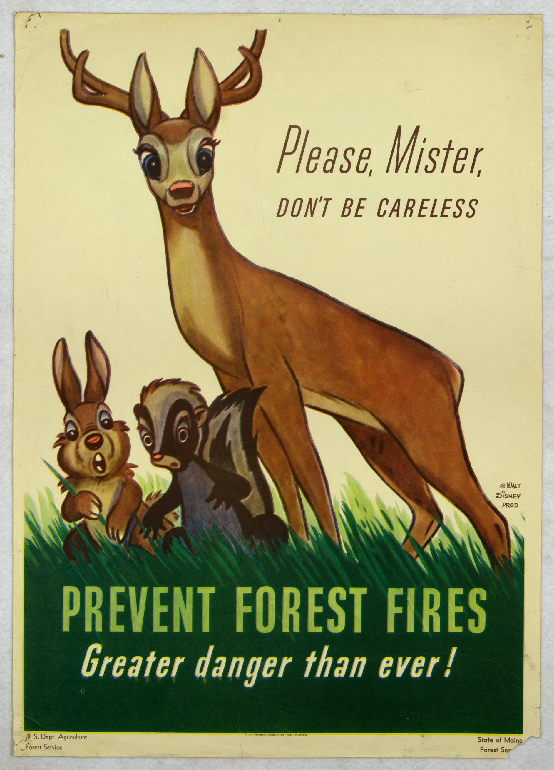 Bambi Film Disney Wiki Fandom