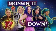 Break This Down Dance Tutorial 🕺 Descendants 3