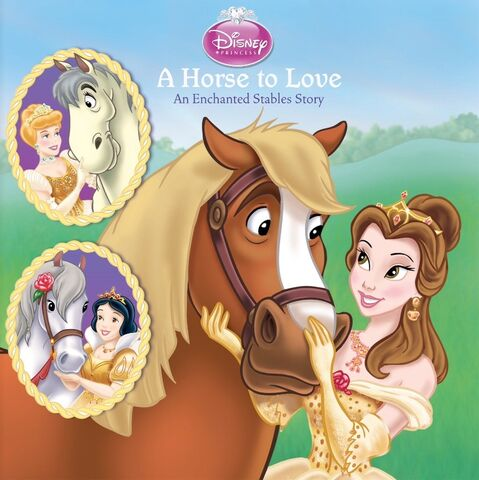 File:Disney Princess - A Horse to Love - (Cover).jpg