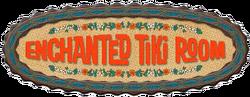 Enchanted Tiki Room Logo Anaheim