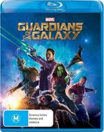 Guardians of the Galaxy 2014 AUS Blu Ray