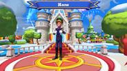 Hans Disney Magic Kingdoms Welcome Screen