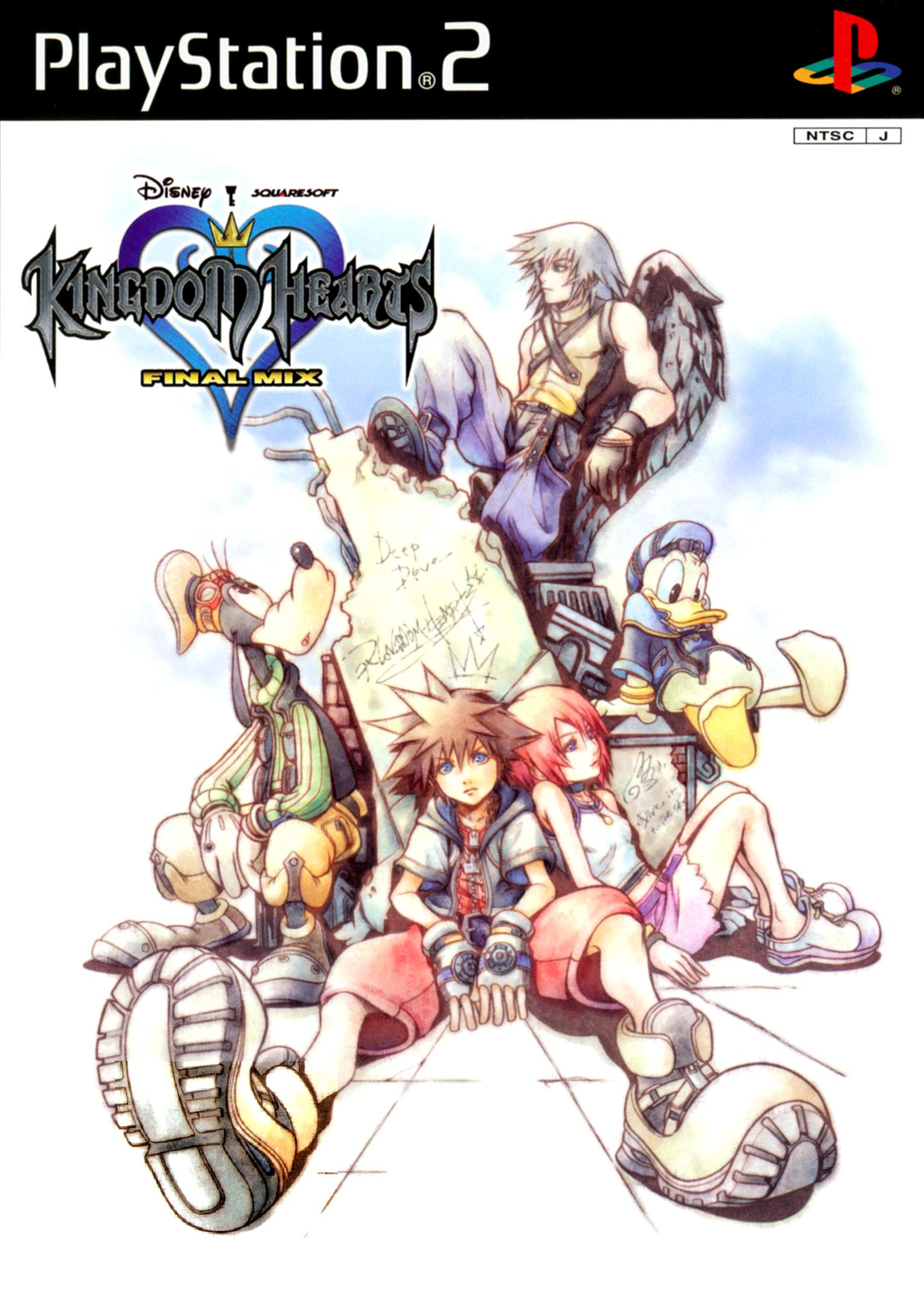 Kingdom Hearts: Final Mix | Disney Wiki | FANDOM powered by Wikia