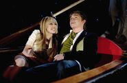 Miley and Jesse McCartney