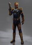 Nova Corpsmen Gotg Concept Art
