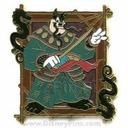 Pirates of the Caribbean - Mystery Pin Collection- Mystery Pin - Pete