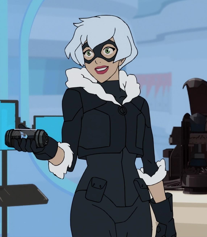 Marvel Black Cat Animated Wikia