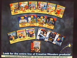Creative Wonders | Disney Wiki | FANDOM powered by Wikia