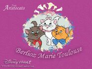 The Aristocats - Wallpaper