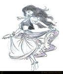 The hunchback of notre dame character 2 esmeralda 14