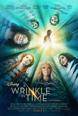 A Wrinkle In Time Second Poster
