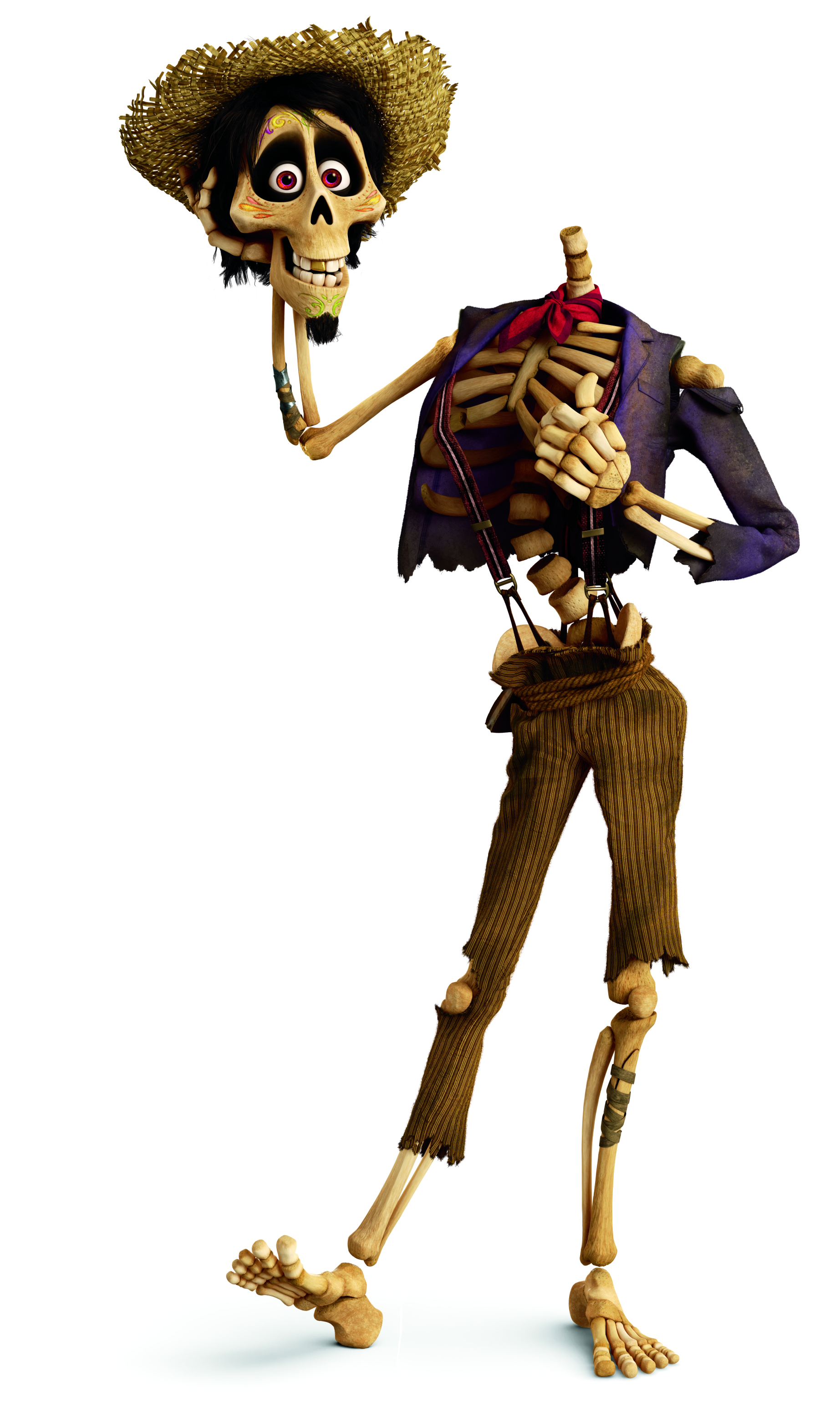 image coco headless hector png disney wiki fandom powered by wikia Giraffe Skeleton Snake Skeleton