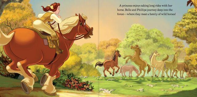 File:Disney Princess - A Horse to Love - Belle (3).jpg