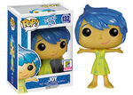 Funko Pop SDCC Exclusive Sparkle Hair Joy