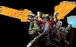 GOTG Animated Team Render 04