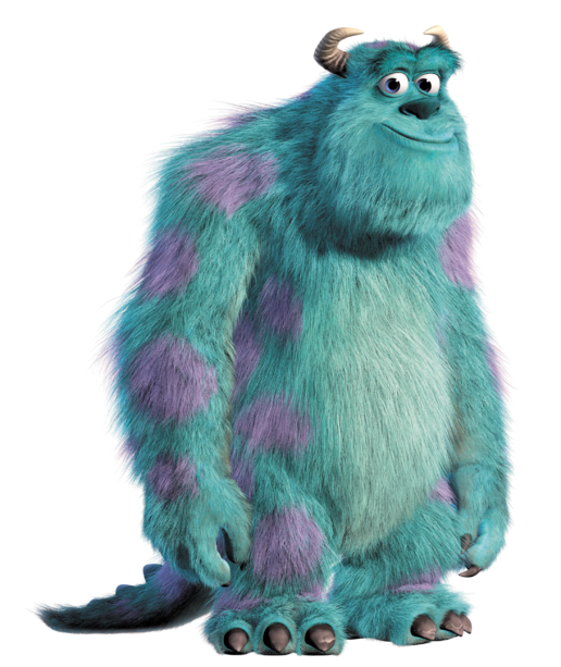 Image result for monsters inc sully